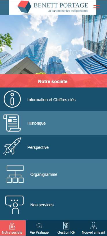 L'INFORMATION ACTUALISÉE A PORTÉE DE MAIN